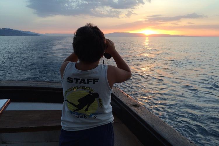 boat tours divesicily
